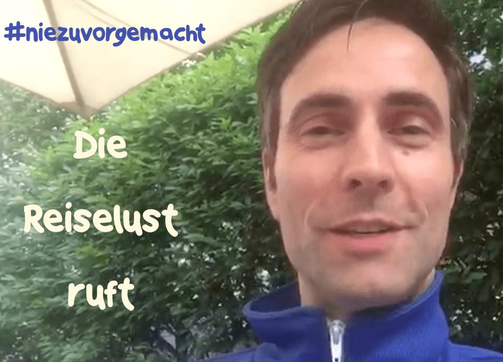 Reiselust Vorfreude Deutschlandreise